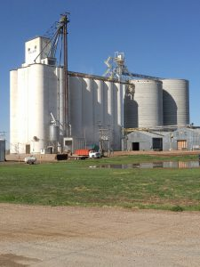 But they had a HUGE grain elevator