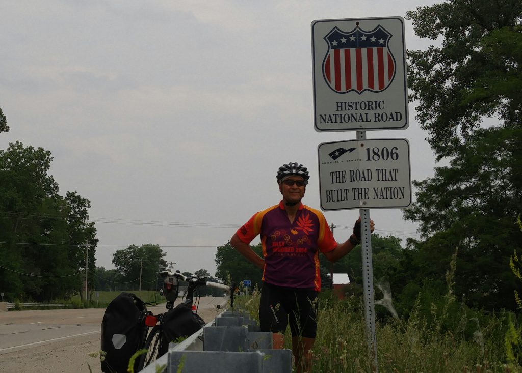 US 40, The National Highway